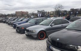 I Open Spot 2017 by BMW Klub Warszawa