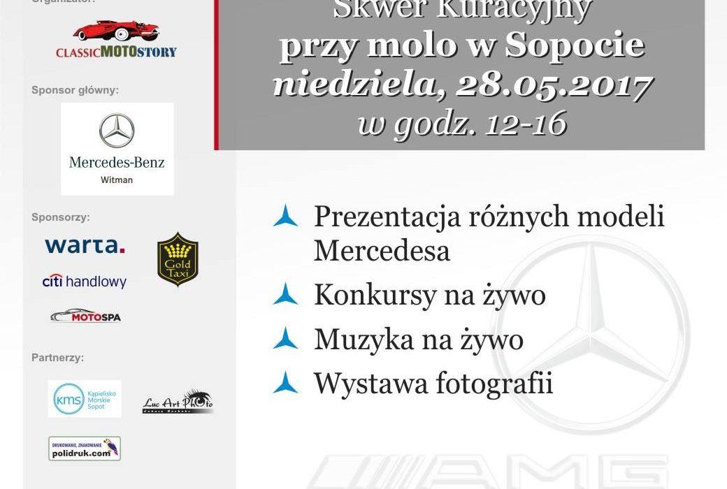Mercedes DER STERN 2 – 50-lecie AMG