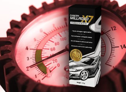 MillRoad X7 – najlepsze rozwiązanie dla twojego silnika